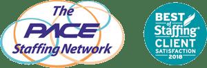 2018 Pace Staffing Logos